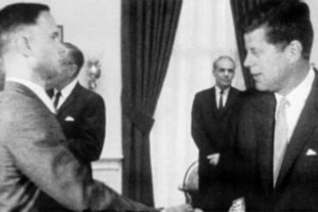 President JFK Assasinated