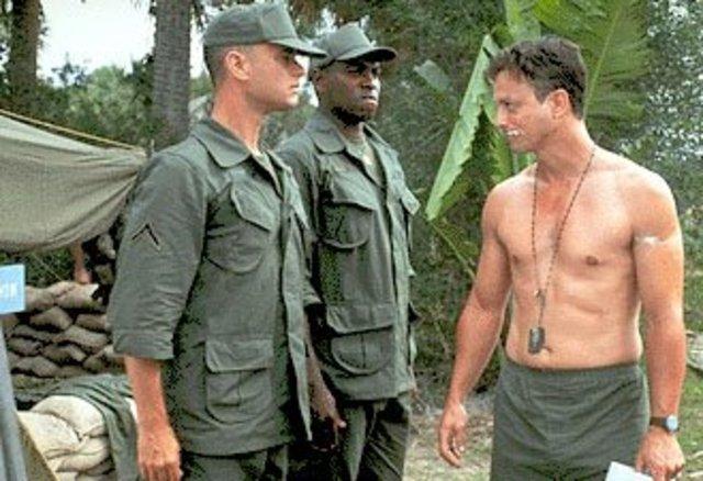 Enters Vietnam War