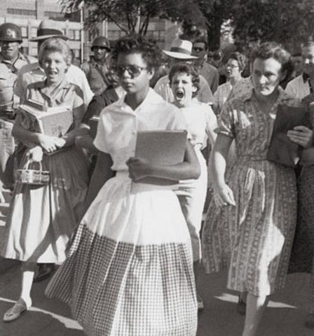 Desegregation of Univ of Alabama