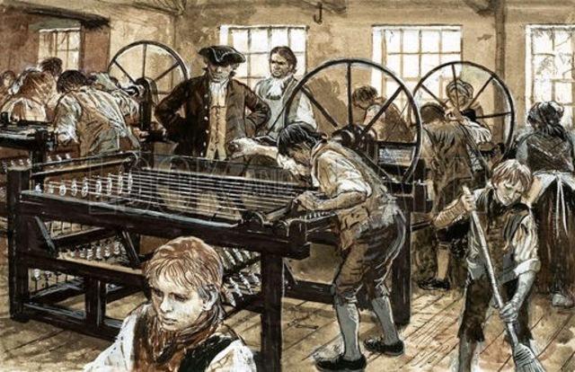La Industrialización
