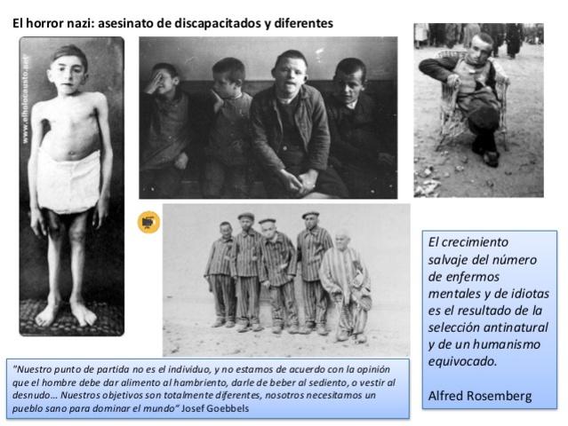 Segunda Guerra Mundial,  Esterilización