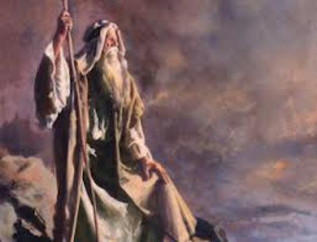"""Abraham """"patriarca""""."""