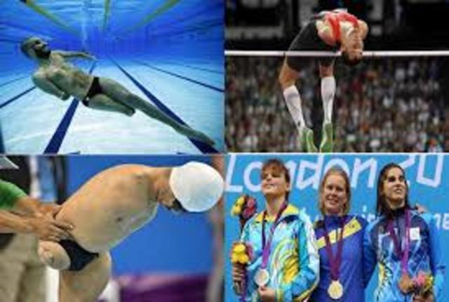 La Discapacidad y el Deporte