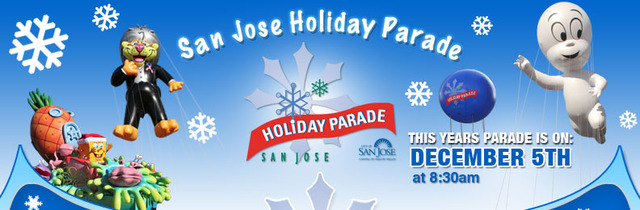 San Jose Holiday Parade - Battle of the Bands