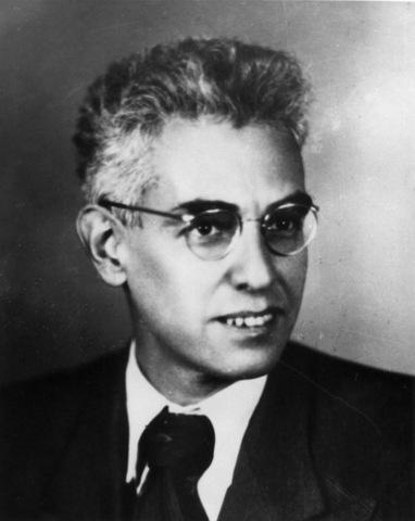 A.R. Luria 1947