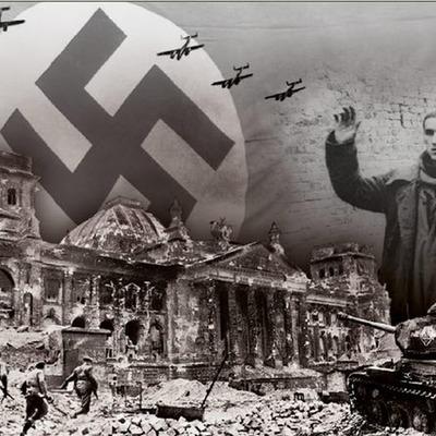 2. Verdenskrig - Europa timeline