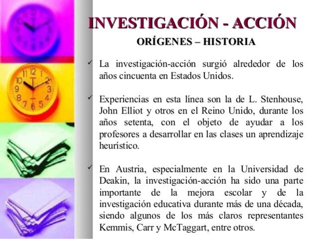 La investigación‐acción