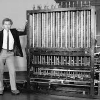 História do Computador - Mayara Lucho timeline
