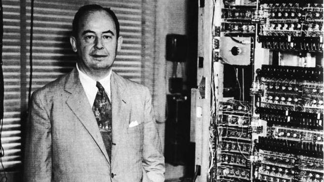 UNIVAC (John von Neumann)