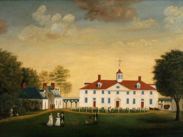 George Washington S Biography Timeline Timetoast Timelines