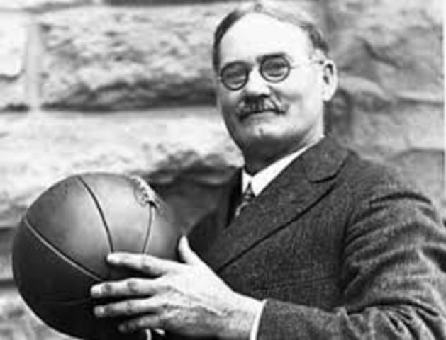 Invention by James Naismith