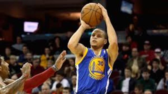 Stephen Curry -  The Great Shooter