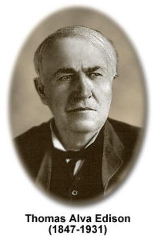 Aporte de Thomas Alva Edison
