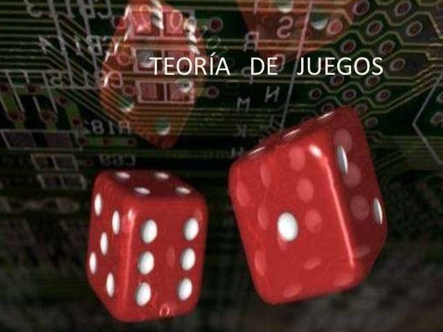 Publicación de la ''Teoría de Juegos''