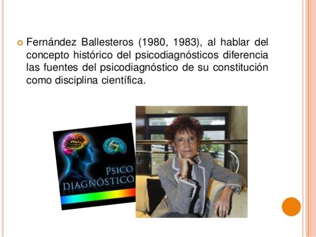 ESTRUCTURACIÓN DE FERNÁNDEZ-BALLESTEROS