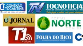 Linha do Tempo do Webjornalismo Tocantinense timeline