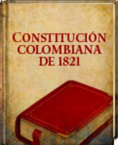 LA CONSTITUCIÓN DE 1821