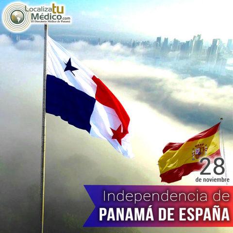 Separación de Panamá de España