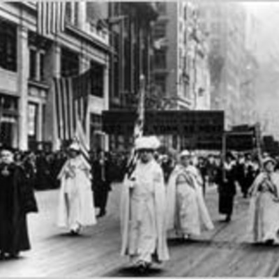 The Women's Rights Movement timeline