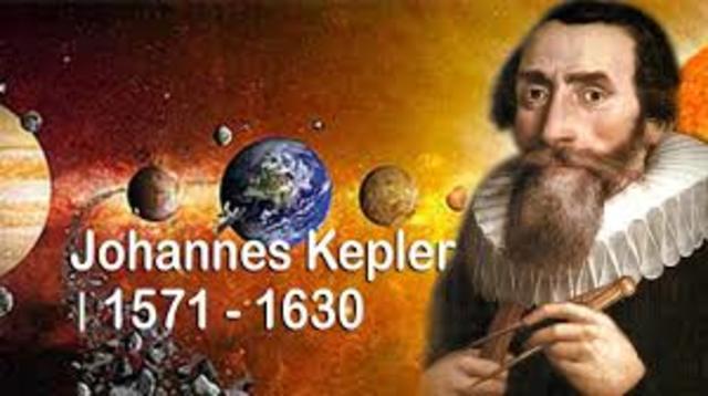 Johanes Kepler