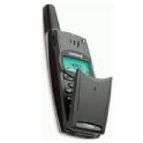 Compramos el primer telefono movil