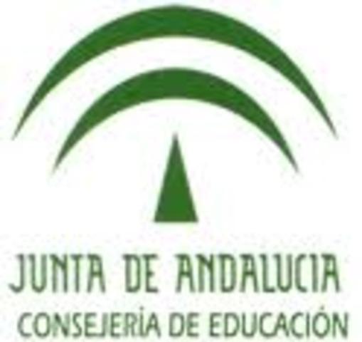 Me registre en bachiderato on-line de la Junta de Andalucía