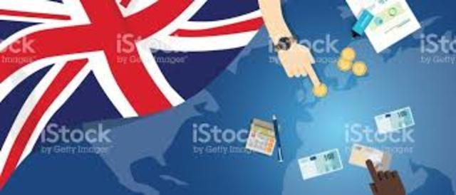 Linea tiempo presupuestos timeline timetoast timelines - Empresas en inglaterra ...