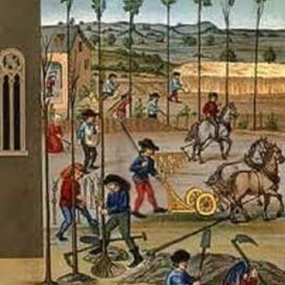 europa feudal timeline