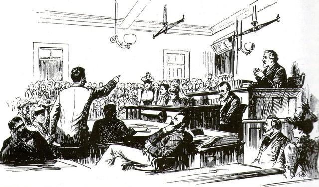 Juicio contra Daniel McNauhten