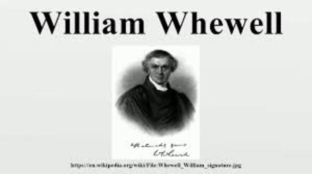 William Whewell (1794-1866)