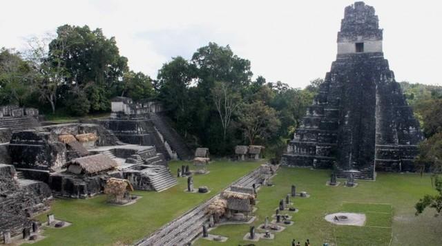 Periodo clasico Maya