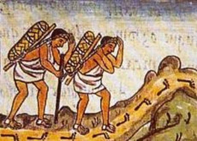 La economia de los Aztecas