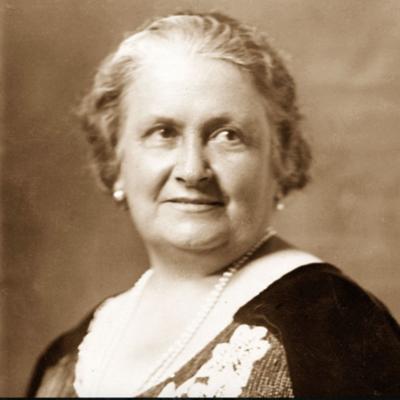 Striscia del tempo Maria Montessori timeline