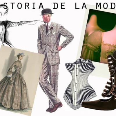 Historia de la moda- Sofia Garcia Gonzalez- Comision1 timeline