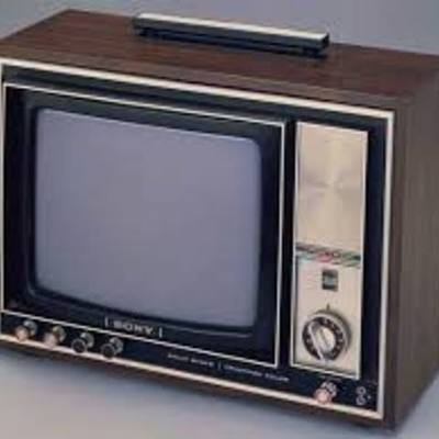 historia de televicion timeline