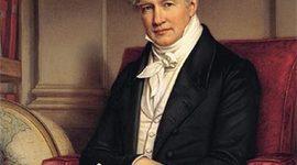 Alexander von Humboldt timeline