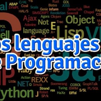 Lenguajes de Programación (1990-2017) timeline
