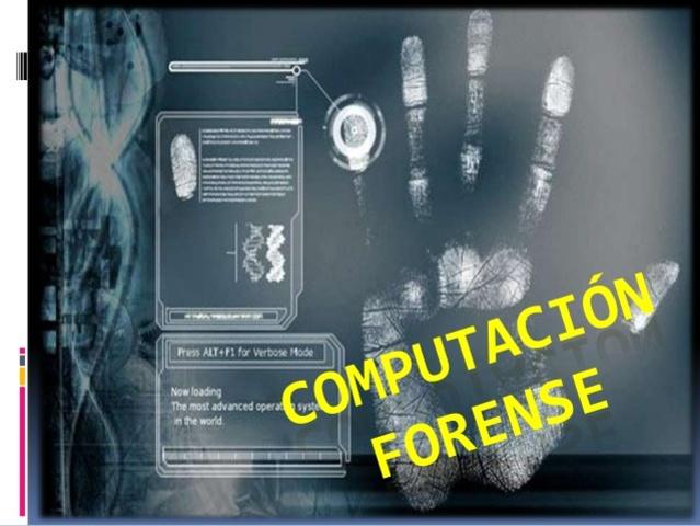 "Se acuña el término ""computer forensics"""