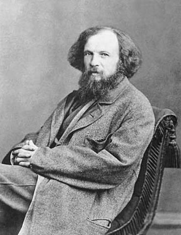 Dmitri Mendeleeff