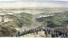 Русско-турецкая война 1877 - 1878 гг. timeline