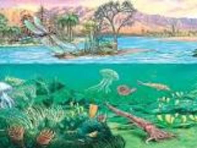 Era Paleozoico