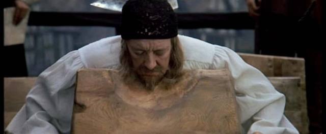 Carlos I es ejecutado