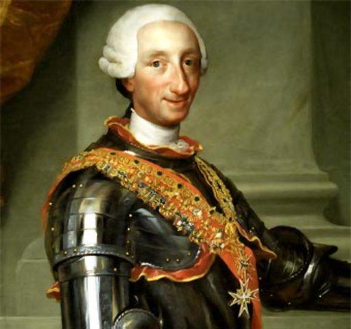 Muere Carlos II