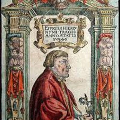 Hieronymus Tragus. timeline