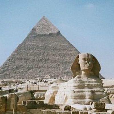 Древний Египет timeline