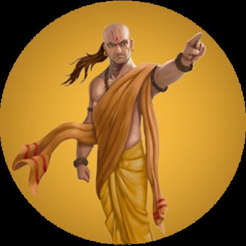 Chanakya, un maestro indio, filósofo