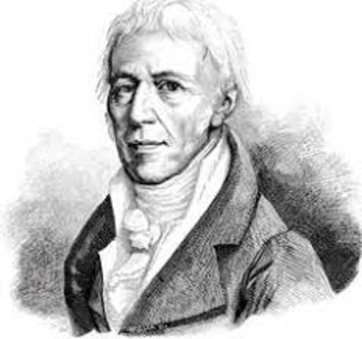 JEAN BADTISTE DE MONET DE LAMARCK (1744 - 1829)
