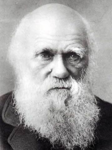 CHARLES ROBERT DARWIN ( 1809- 1882)