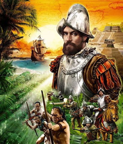 Cortes and the Conquistadors