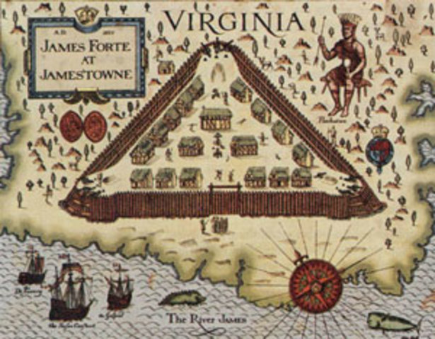 The Colony of Jamestown